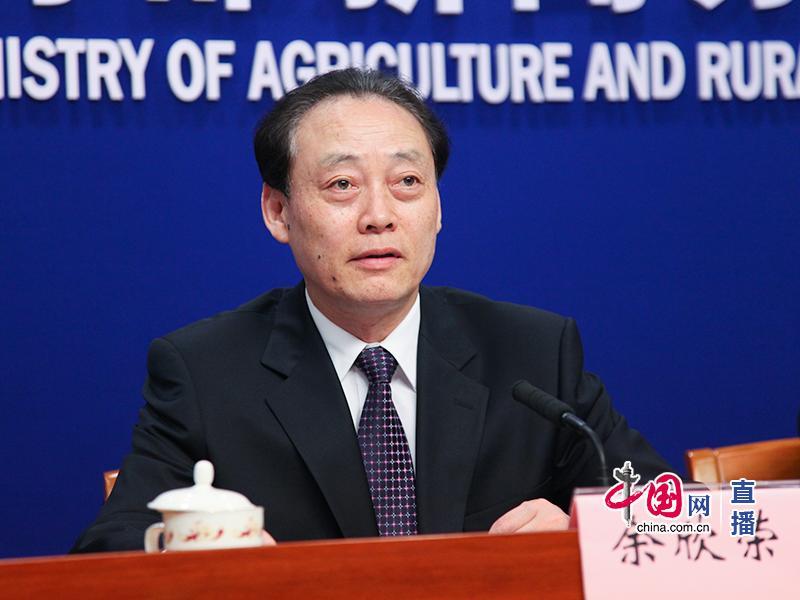 农业农村部就我国种业发展有关情况举行新闻发布会